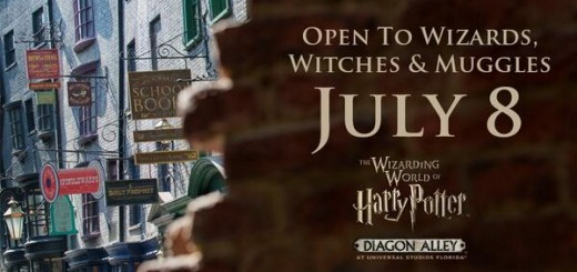 Harry Potter BlogHogwarts Apertura Callejon Diagon 8 de Julio