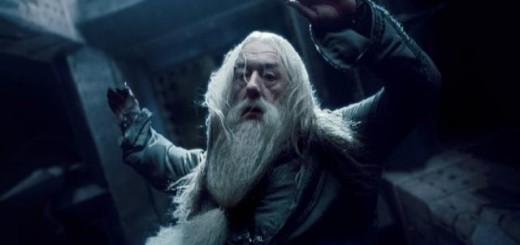 Harry Potter BlogHogwarts Muerte Albus Dumbledore