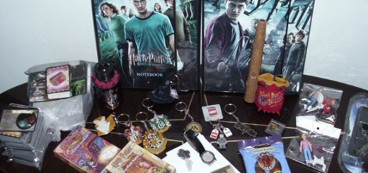 Harry Potter BlogHogwarts Guinness Records Productos Mexico (1)