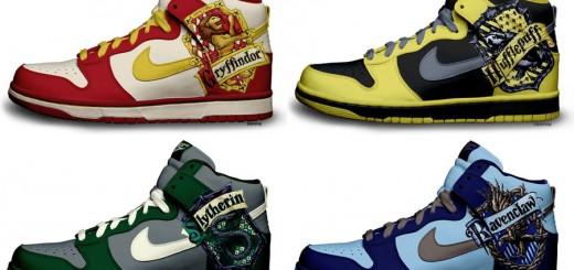 Harry Potter BlogHogwarts Nike Zapatos Harry Potter