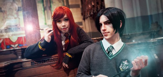 Harry Potter BlogHogwarts Cosplay Disfraz Halloween (18)