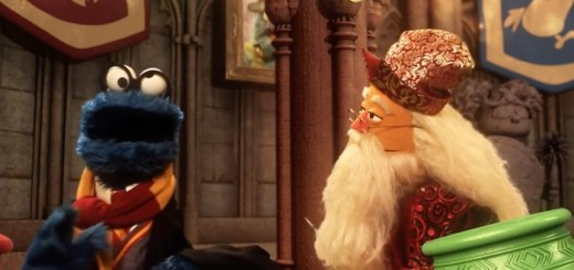 Harry Potter BlogHogwarts Sesame Street