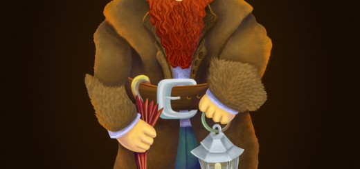 Harry Potter BlogHogwarts Hagrid Fanart