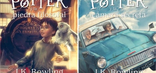 Harry Potter BlogHogwarts Nueva Portada Salamandra