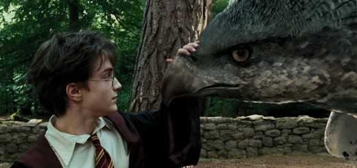 buckbeak y harry potter
