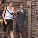 Emma Watson filmando Colonia Dignidad en Argentina