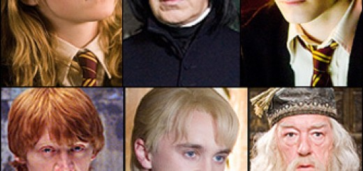 personajes de harry potter