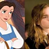 Bella y Hermione Granger