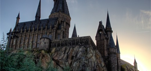 Harry Potter BlogHogwarts Castillo de Hogwarts