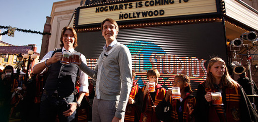 Harry Potter BlogHogwarts Parque Hollywood 2016