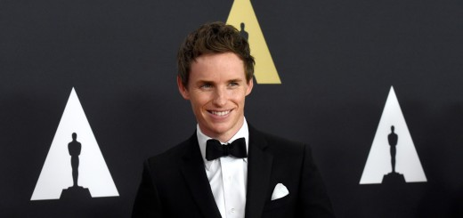 HOLLYWOOD, CA - NOVEMBER 08:  Actor Eddie Redmayne attends the Academy Of Motion Picture Arts And Sciences' 2014 Governors Awards at The Ray Dolby Ballroom at Hollywood & Highland Center on November 8, 2014 in Hollywood, California.  (Photo by Frazer Harrison/Getty Images)