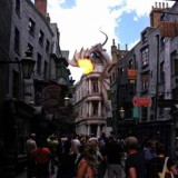 Harry Potter BlogHogwarts Callejon Diagon 3D