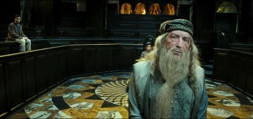 umbledore alan rickman