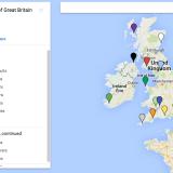 mapa equipos quidditch gran bretaña irlanda