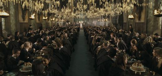 comedor hogwarts