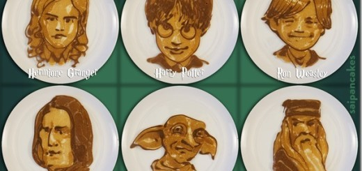 Harry Potter BlogHogwarts Pancakes