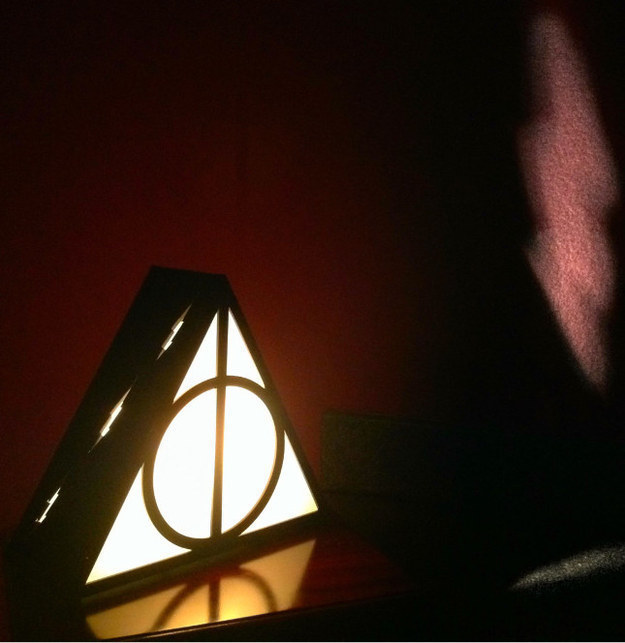 19 regalos de Harry Potter para la casa perfecta